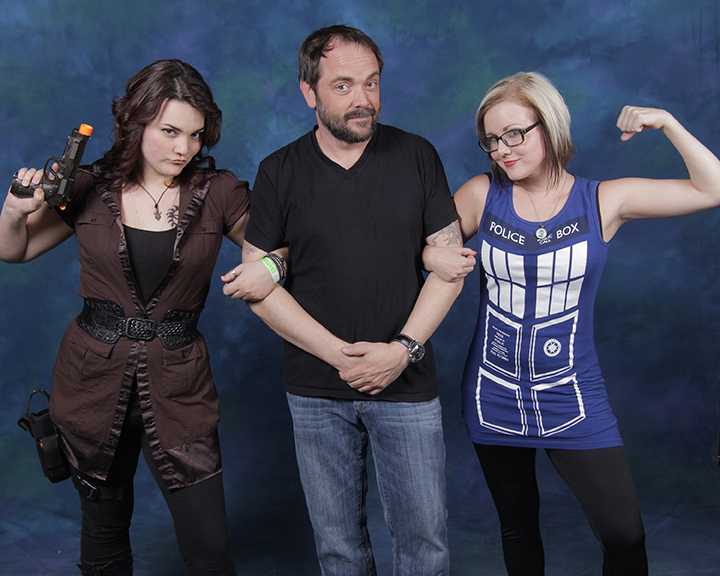 SacAnime Is Next Weekend! Mark Sheppard Photo Ops Now On