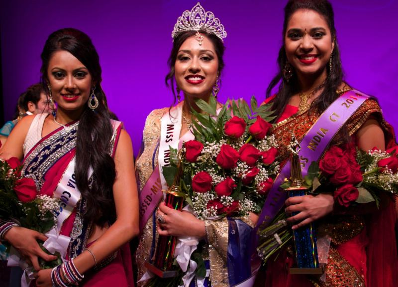 Miss India CT Pageant Winners