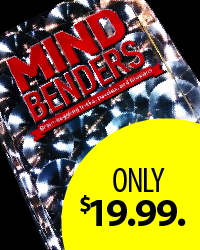 Mind Bender Book - Special!