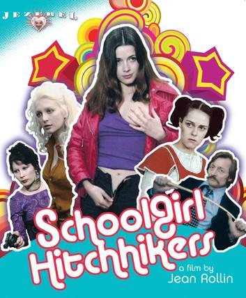 Schoolgirl Hitchhikers Bluray