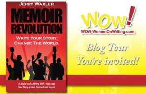 Memoir Revolution invitation