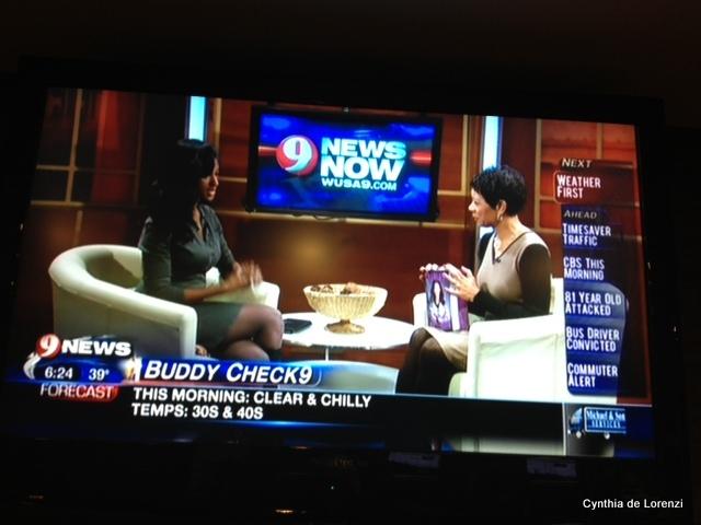 Maimah Karmo and Andrea Roane on WUSA Buddy Check 9