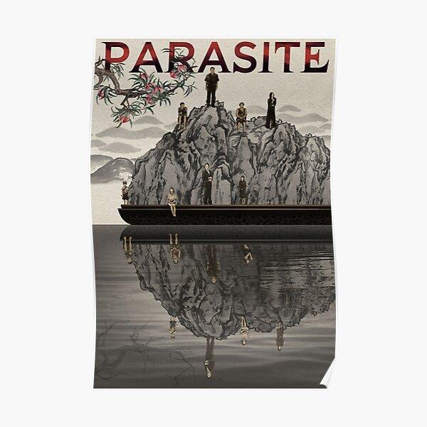 Posters sur le thème Parasite | Redbubble