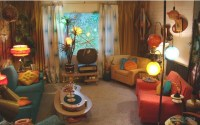 """My 1950's Living Room"" by PaulStanley"