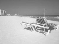 """Cancun beach chairs"" by photosbycecileb | Redbubble"