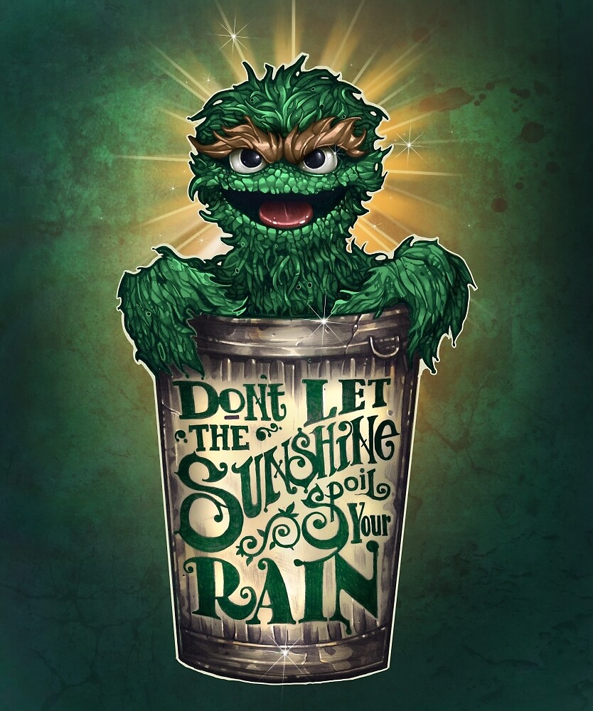 Dont Let The Sunshine Spoil Your Rain By Tim Shumate