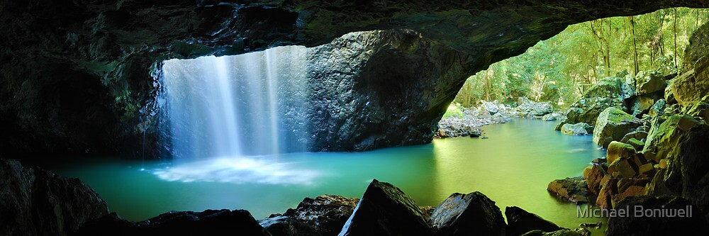 Natural Bridge Springbrook National Park Queensland