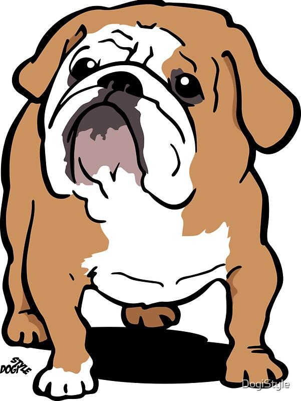 english bulldog cartoon pics cartoonankaperlacom
