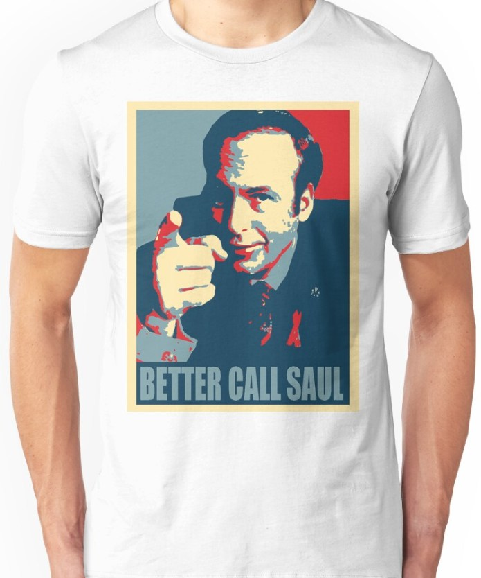 Better Call Saul Pop Art Culture Design Shirts