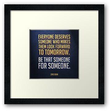 Everyone deserves someone who makes them...