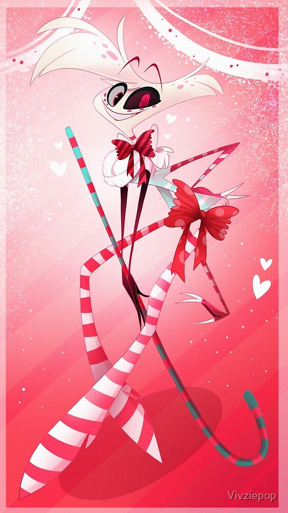 Christmas Angel By Vivziepop Redbubble