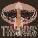 turkey, thanksgiving, harvest feast, tshirt, awesome, thanks