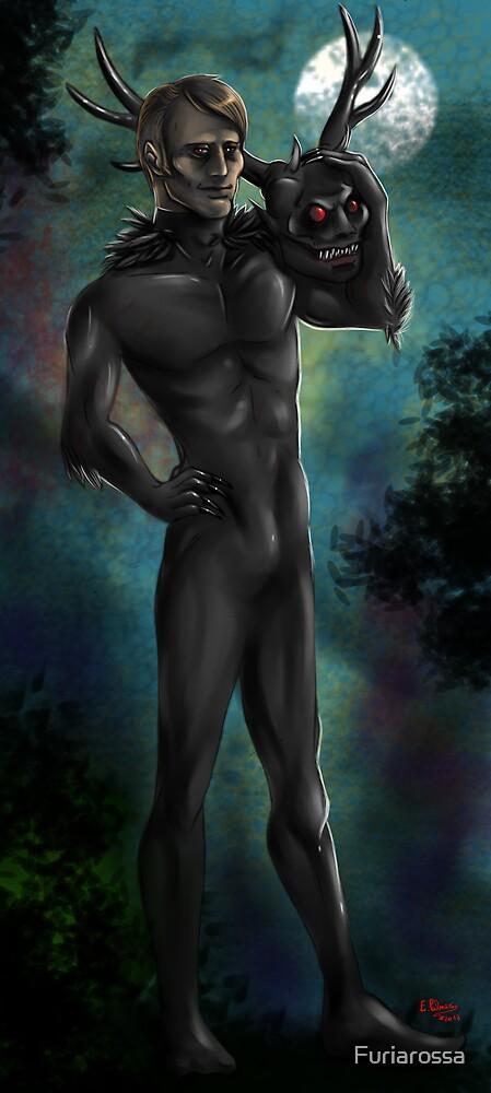 Hannibal  Wendigo costume by Furiarossa  Redbubble