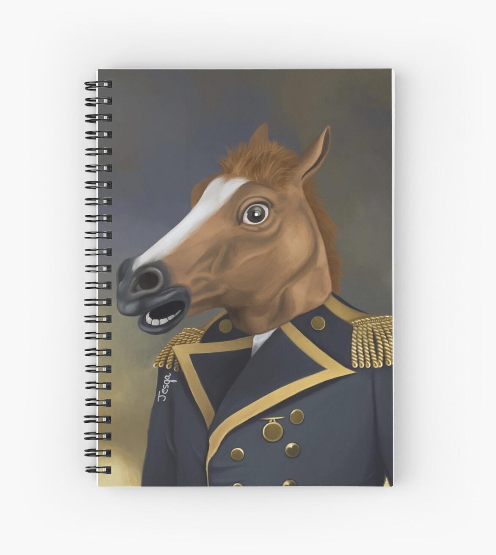 Horse Head Spiral