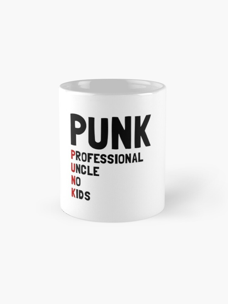 punk professional uncle mug