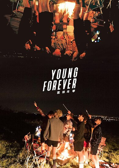 Jungkook Wallpaper Iphone Quot Bts Bangtan Sonyeondan Young Forever Night Scenes