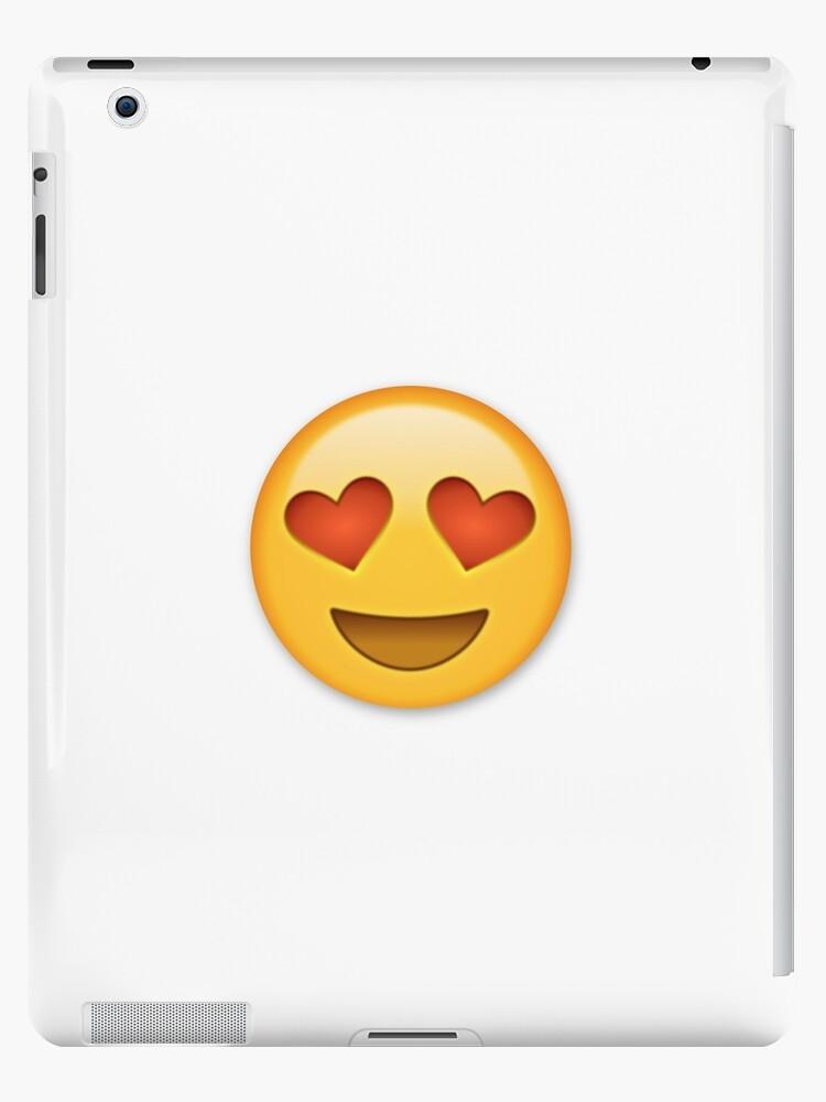 heart eye emojis ipad