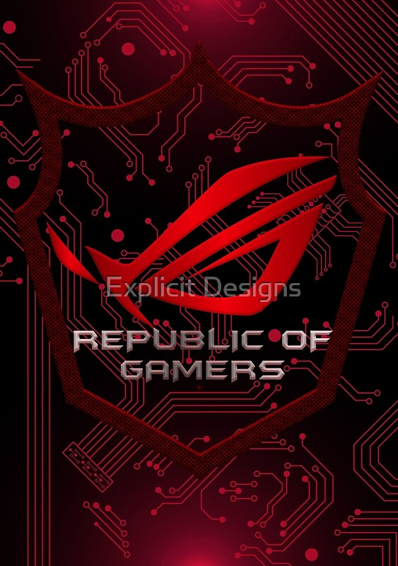 God Of War 4 Wallpaper Iphone X Republic Of Gamers Posters Redbubble