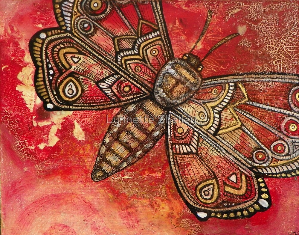 Mothdreams by Lynnette Shelley  Redbubble