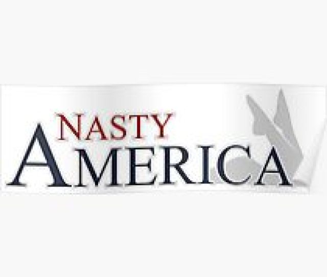 Nasty America Poster