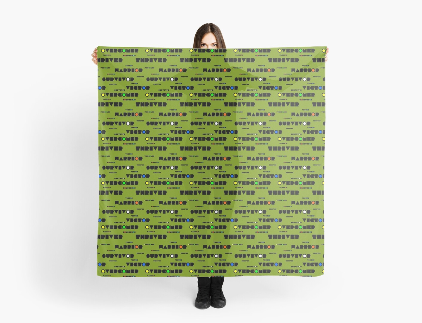 CHRISTIAN SOLDIER Scarves