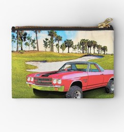 1970 chevy el camino ss 396 4x4 not 2nd generation 1964 1967 zipper pouch [ 1000 x 1000 Pixel ]