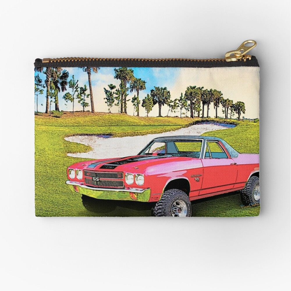 medium resolution of 1970 chevy el camino ss 396 4x4 not 2nd generation 1964 1967 zipper pouch