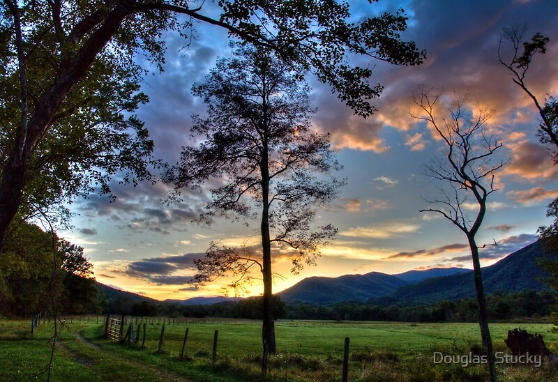 Cades Cove fall 2014 image 3 by photodug  Redbubble