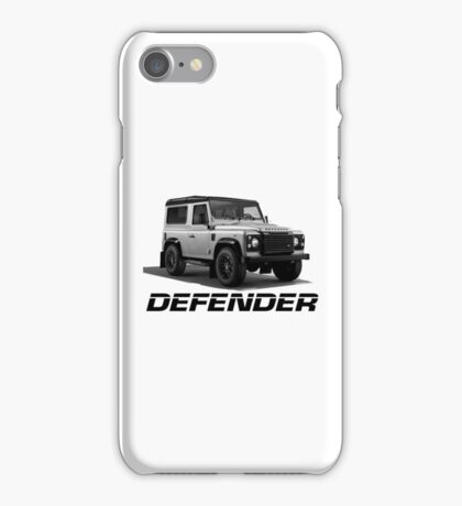 Land Rover: iPhone Cases & Skins for 7/7 Plus, SE, 6S/6S