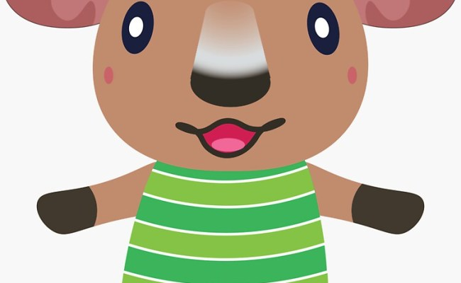 Melba Animal Crossing Sticker By Miunya Redbubble