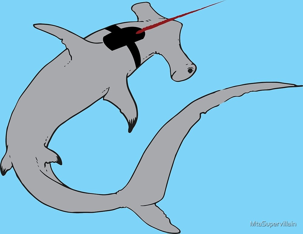 sharks with lasers on