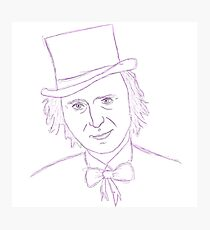 Willy Wonka And The Chocolate Factory Photographic Prints