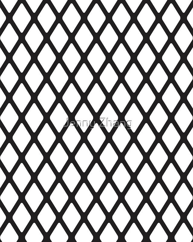 Black And White Home Decor Fabric