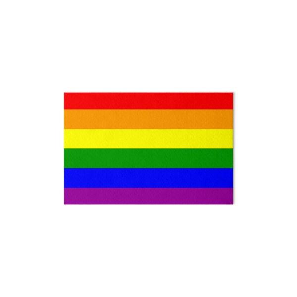 """""""gay Gay Pride Rainbow Flag Lgbt """" Art Boards Tom Hill - Designer Redbubble"""
