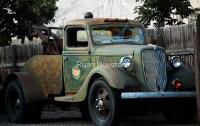 """Last Chance Garage - Vintage Tow Truck"" by Ryan Houston ..."