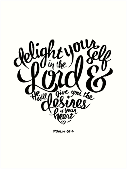 Bible Meaning Of Delight In The Lord