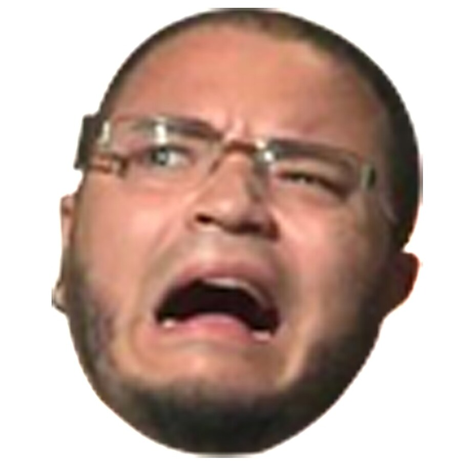 Twitch Emote Large Png Lul