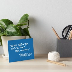 Chair Covers Michaels Massage Repair The Office Michael S Quote Art Boards By Shafer Redbubble