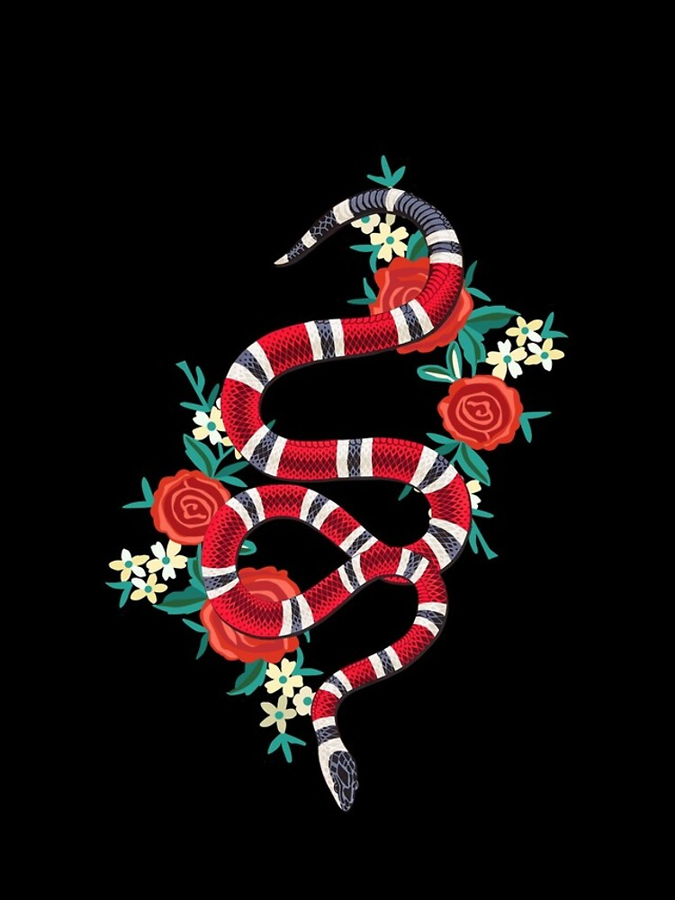 Gucci Snake Wallpaper Iphone X