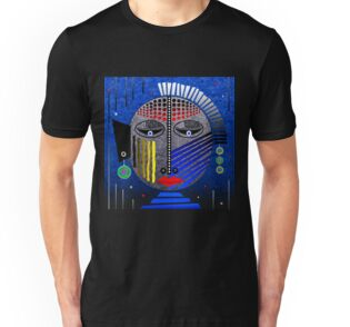'Tribal Whimsy 12' T-Shirt products by renowned vagabond fine art travel photographer, Glen Allison