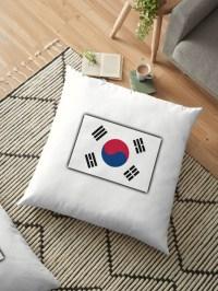 """""""KOREA, KOREAN, South Korean Flag, National flag of South"""