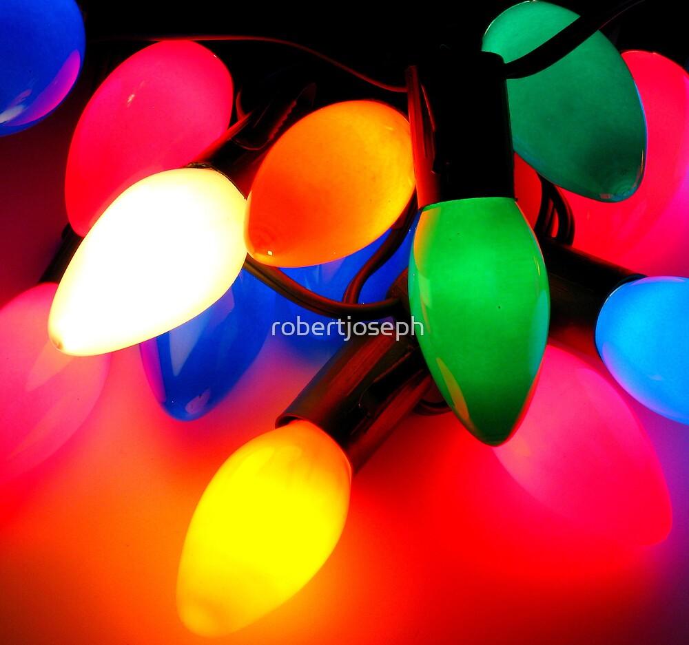 Big Bulb Christmas Lights
