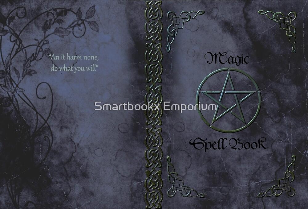 pentacle magic spell book
