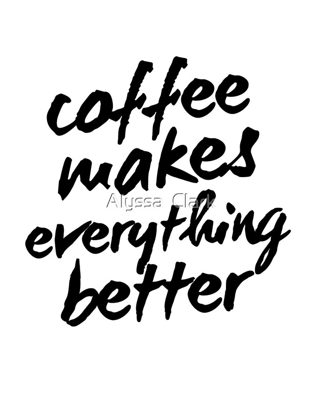 Coffee Friendship Quotes