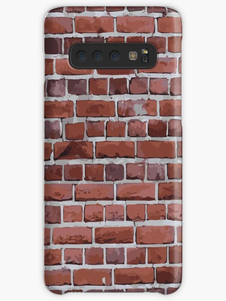 novelty brick wall construction