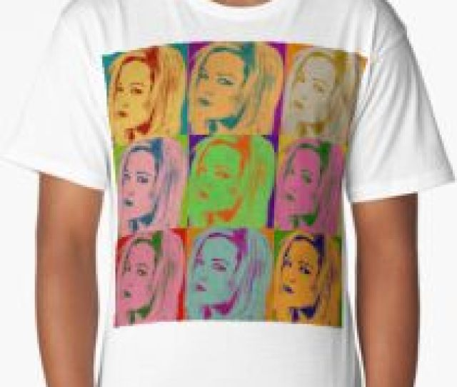 Alexis Texas Long T Shirt