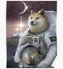 Doge Posters | Redbubble