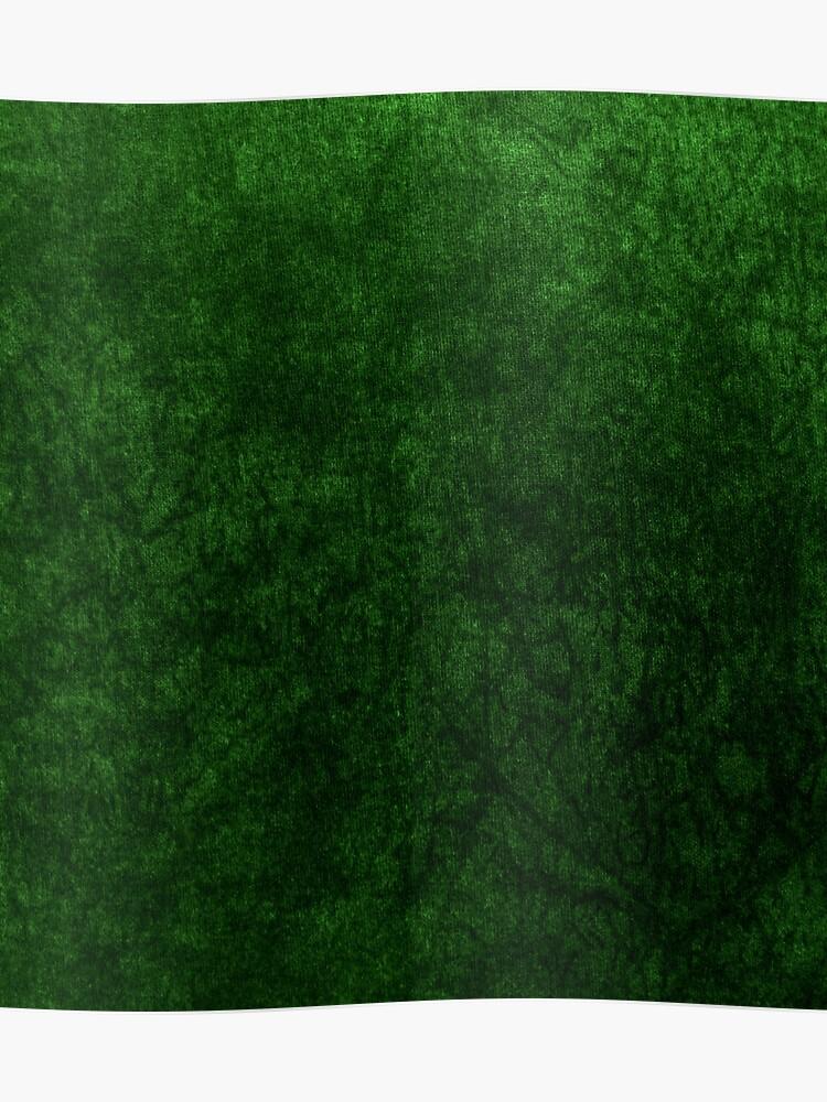 emerald green grass velvet
