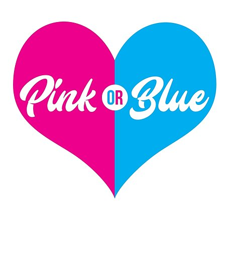 """Download """"Pink Or Blue We Love You   Welcome Baby Shower   New Baby ..."""