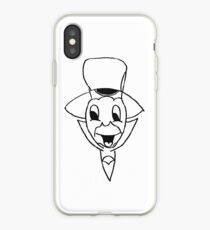 Jiminy Cricket iPhone cases & covers for XS/XS Max, XR, X